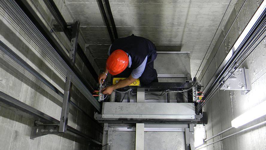 Tafuri ascensori